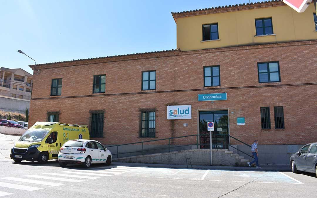 Centro de Salud de Caspe.