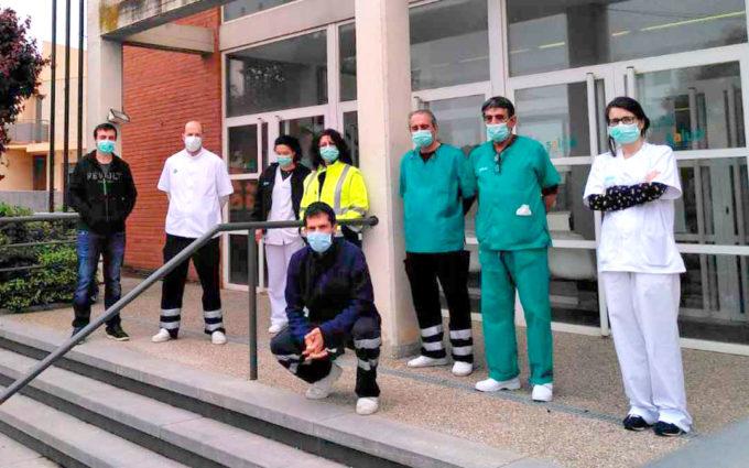 El Bajo Martín suma 8 nuevos casos de coronavirus en las últimas 24 horas