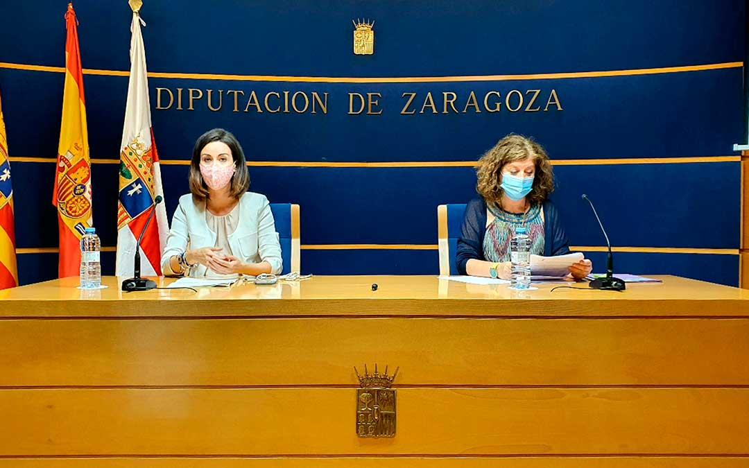 Presentación del programa de prácticas en DPZ
