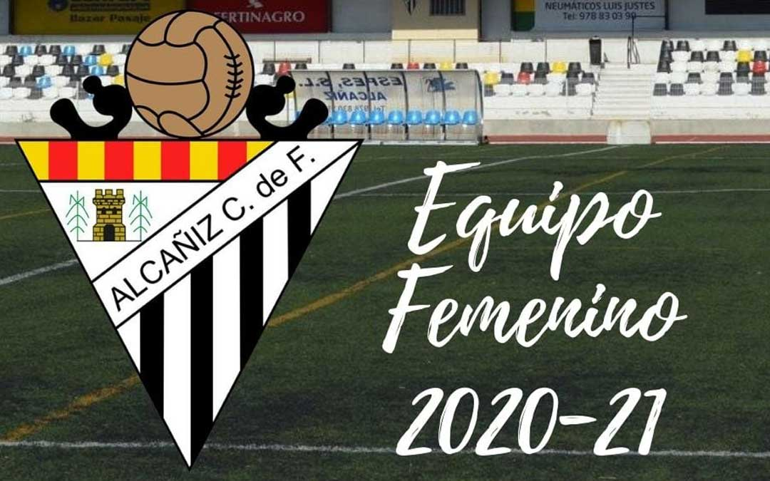 El Alcañiz C.F. contará con equipo femenino para la temporada 2020-2021