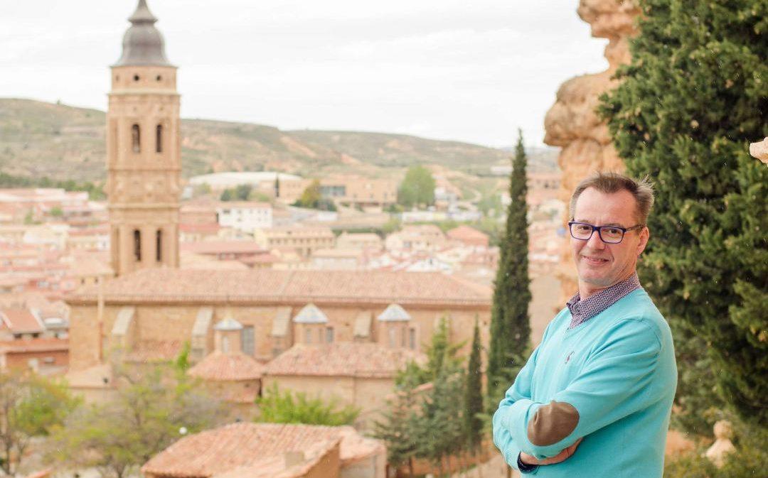 Jose Luis Guillén, nuevo presidente de la Asociación Provincial de Comercio de Teruel
