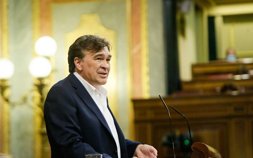 Tomás Guitarte destaca que el dictamen para la Reconstrucción tiene en cuenta reequilibrar la España Vaciada