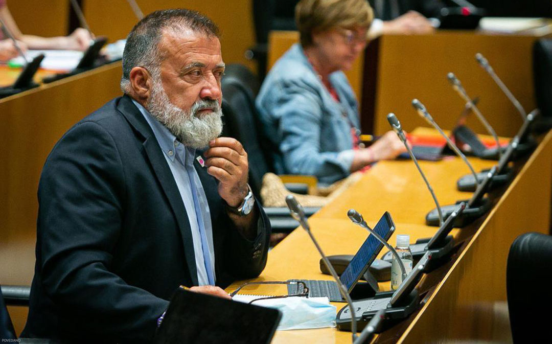 """Herminio Sancho: """"Las conclusiones de la Comisión para la Reconstrucción aseguran un plan progresista para salir de la crisis"""""""