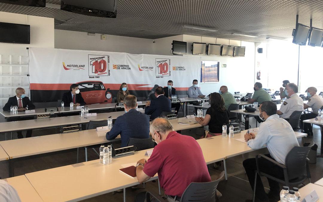Motorland Aragón confirma que se celebrarán sin público las cinco pruebas mundiales