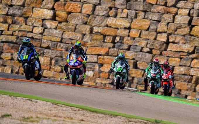 RTVE retransmitirá en directo el Gran Premio Michelín de Aragón del Mundial de Motociclismo
