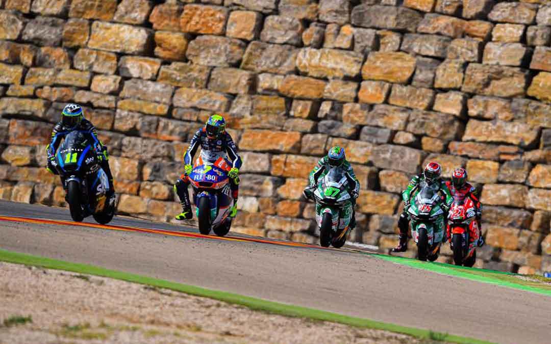 El Gran Premio Michelín de Aragón del Mundial de MotoGP se verá en abierto