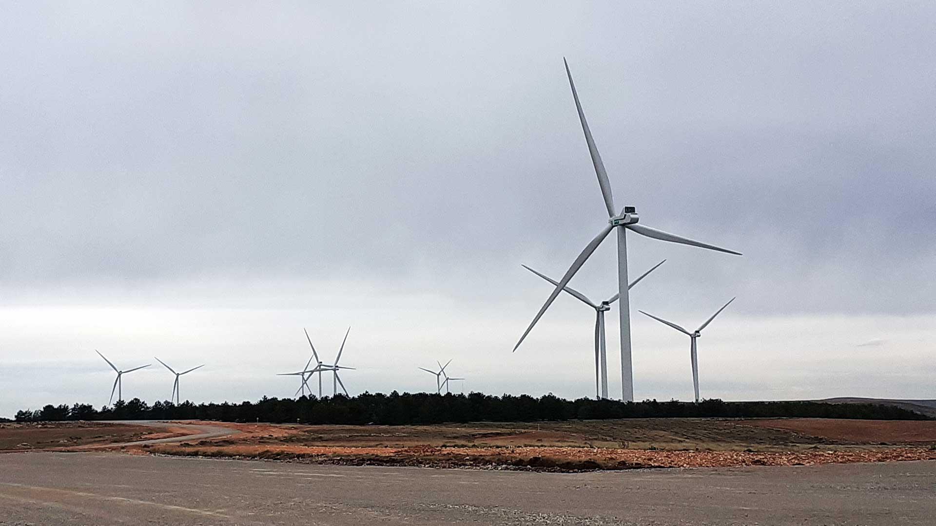 El futuro de las renovables se fragua en Teruel