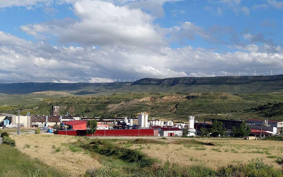 Polígono Los Llanos de Utrillas./ Ayto. de Utrillas