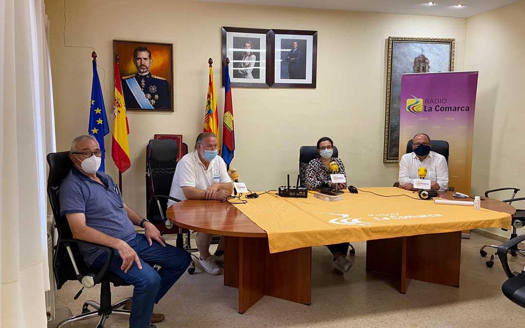 Programa especial sobre patrimonio en Muniesa./LA COMARCA