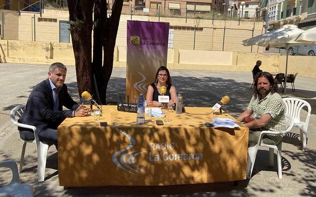 Alcañiz estudiará mantener las terrazas y un solo carril en la avenida Aragón