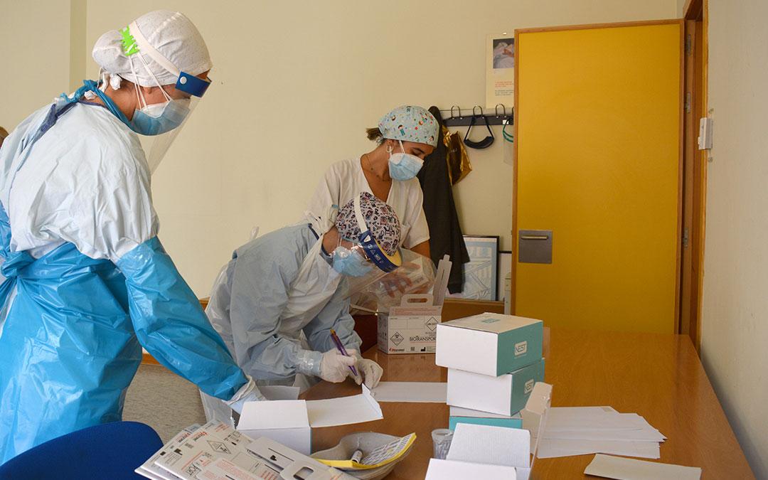 Sanidad detecta 620 nuevos casos en Aragón, 15 de ellos en el territorio