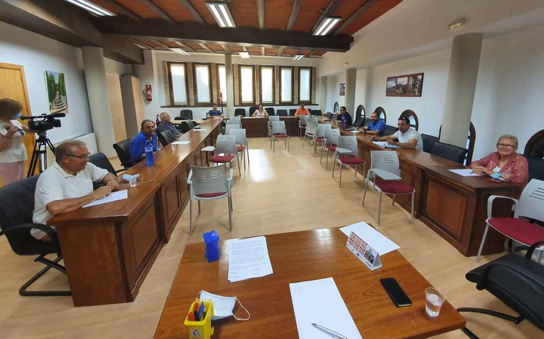 Los pueblos de Andorra Sierra de Arcos quieren llevar al Congreso el debate sobre la seguridad rural