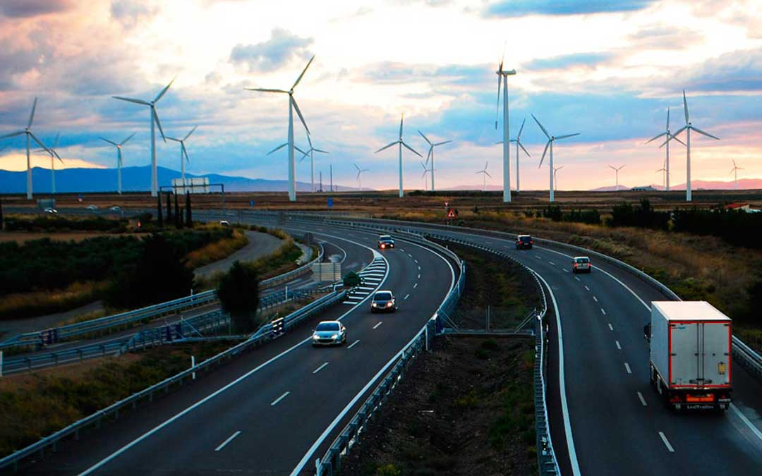 El transporte por carretera emplea a 25.000 aragoneses