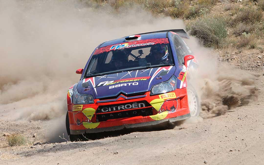 El coche pilotado por Feraud Cyrille y Manzo Benoit se alzó con la victoria.