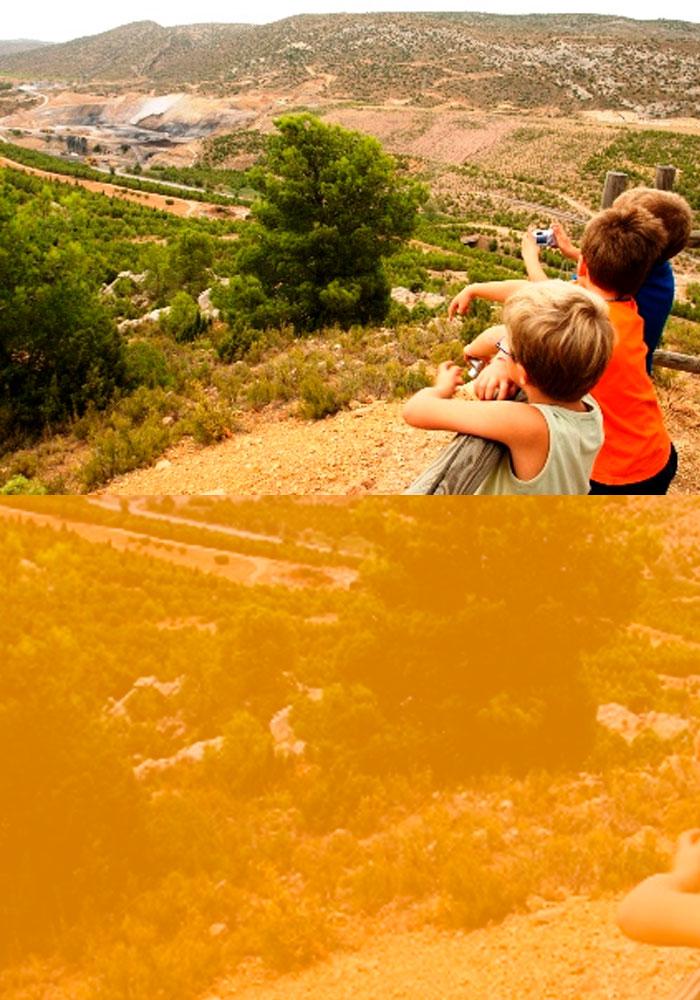 Visitas guiadas por la Comarca Andorra-Sierra de Arcos