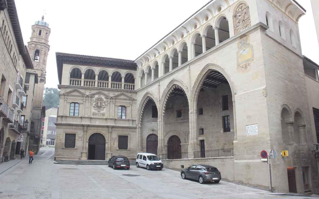 Ayuntamiento de Alcañiz./LA COMARCA