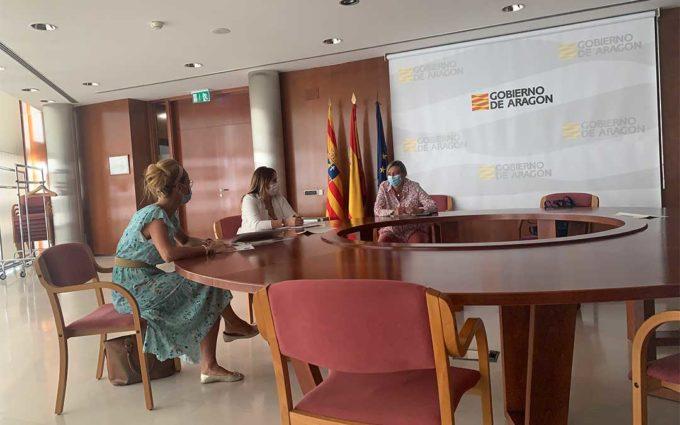 La Asociación de Imagen Personal de Teruel traslada al Gobierno de Aragón las principales reivindicaciones del sector