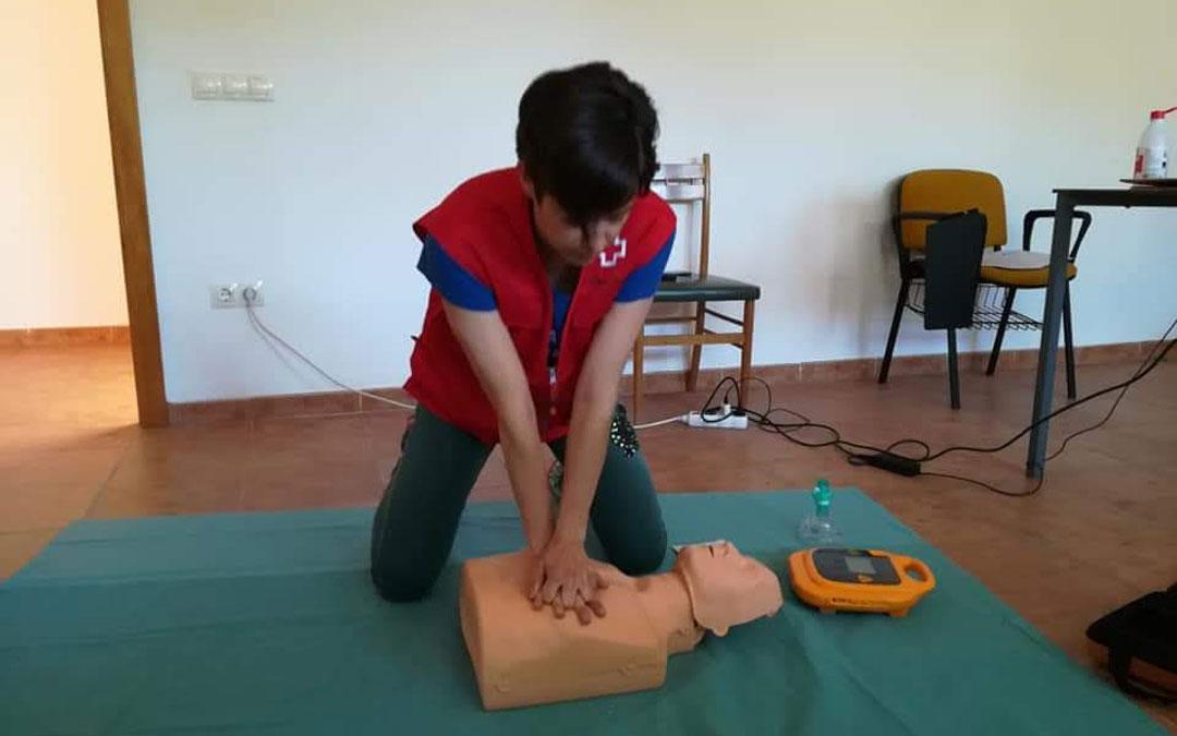 La enfermera Bea Altaba impartirá la charla