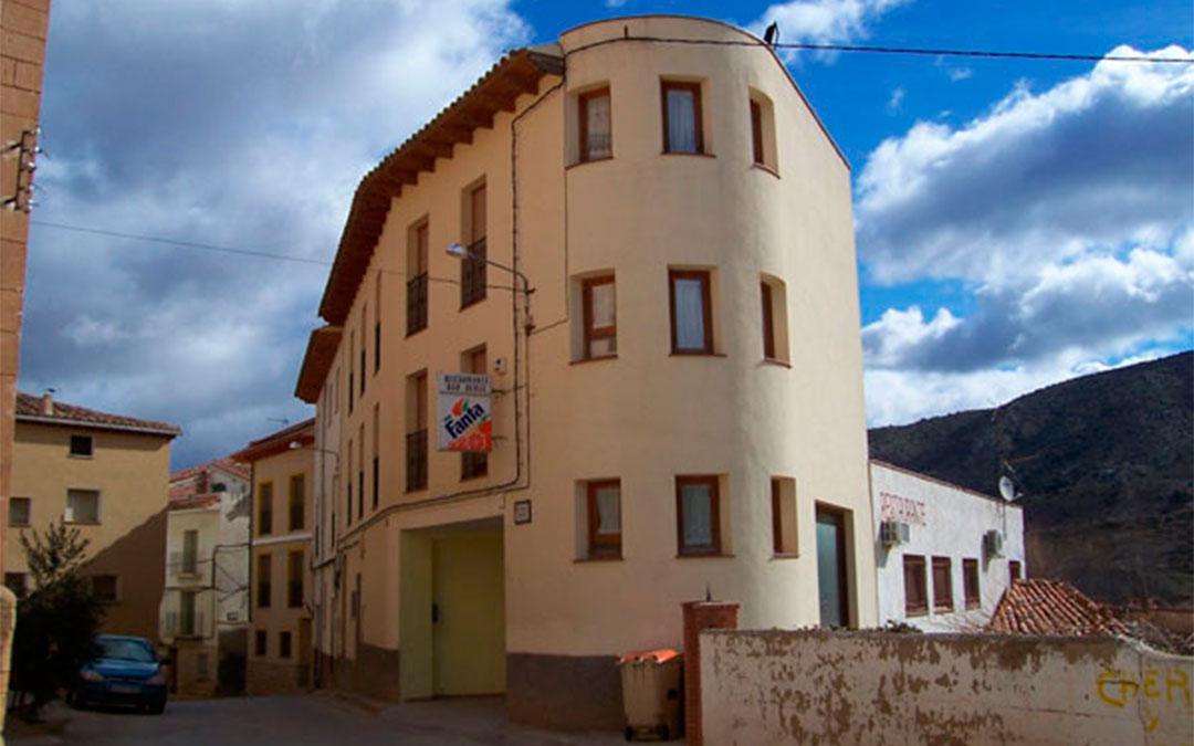 Bar de Berge./ Ayuntamiento de Berge