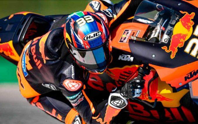 Alex Rins queda cuarto en Brno tras una sorpresiva victoria de Binder