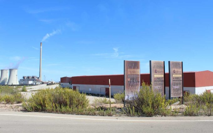 Forestalia confirma su interés por poner en marcha la planta de pellet de Andorra pero no se marca plazos