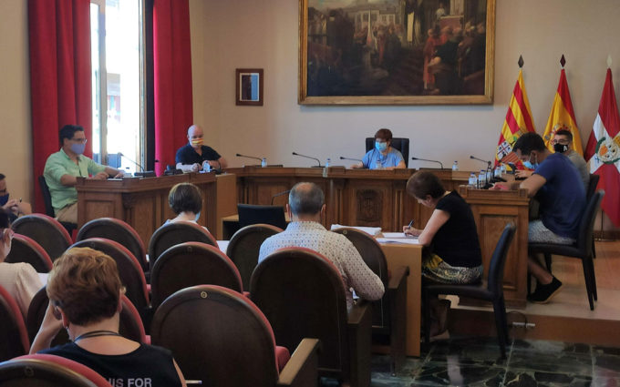 Caspe aprueba más de 45.000 euros en ayudas para becas escolares