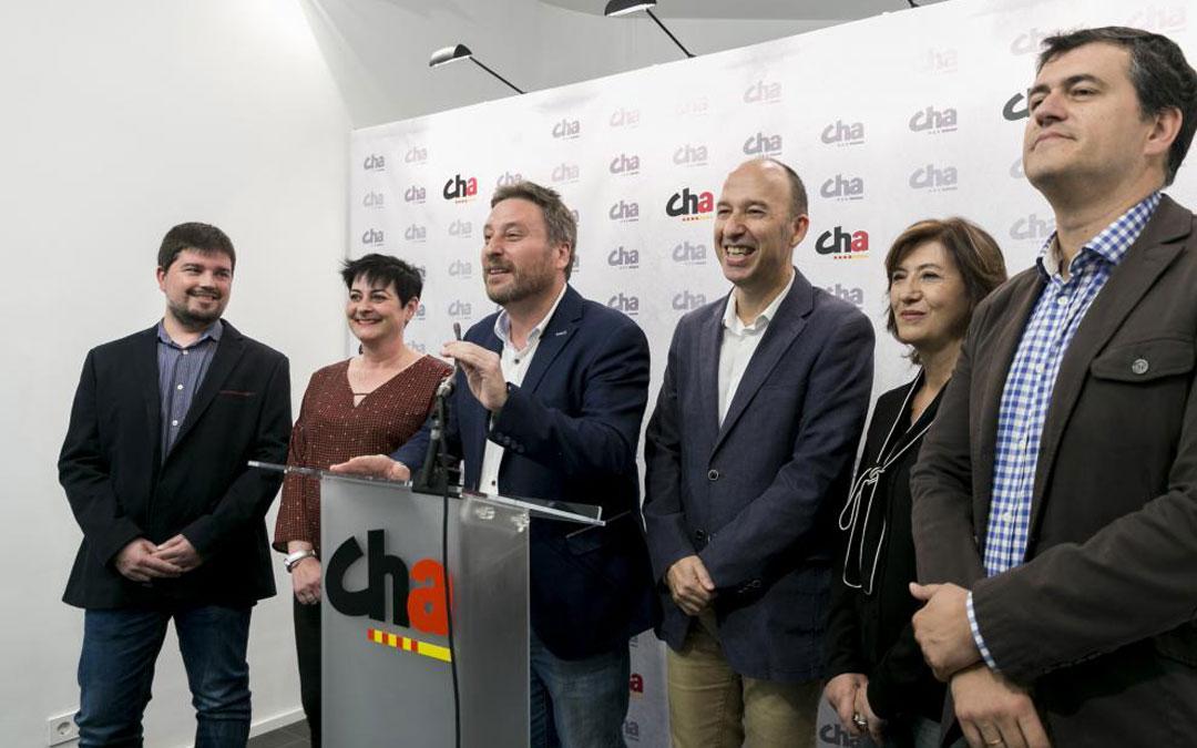 Foto de archivo de miembros de CHA