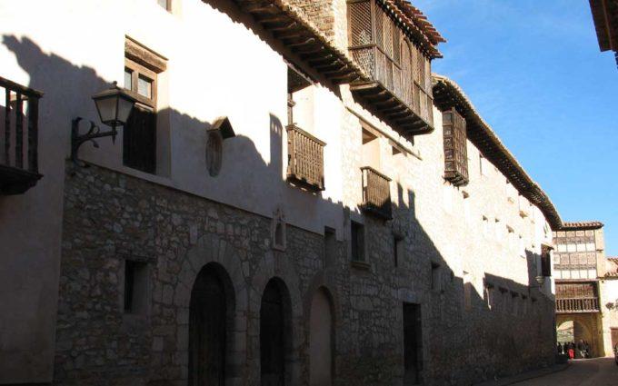 Mirambel busca ampliar la cesión del Convento de las Monjas Agustinas