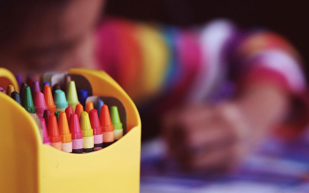 Los de Infantil y Primaria, los primeros escolares en iniciar curso. / Pixabay