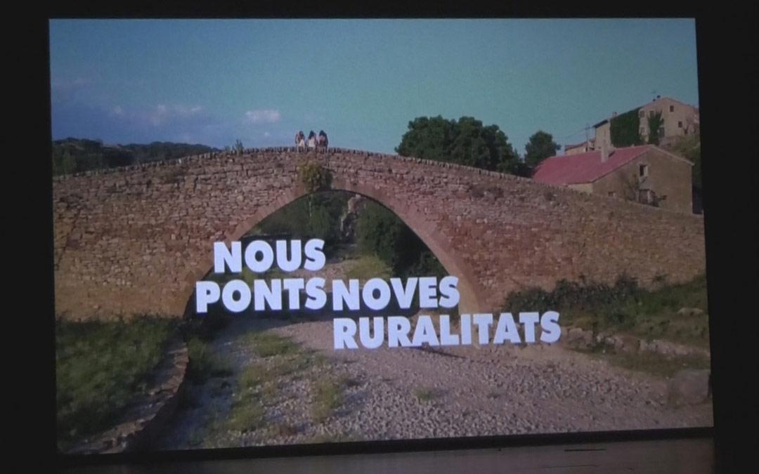 El documental 'Nous Ponts, Nover Ruralitats' gira en torno al IES Vilafranca./Ayto. Vilafranca