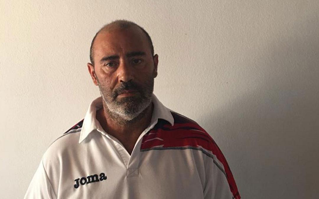 Rafael Plou actual entrenador del Atlético Albalate