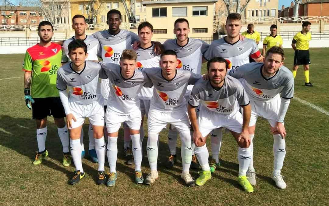 Algunos de los jugadores de este once inicial han renovado con el Andorra
