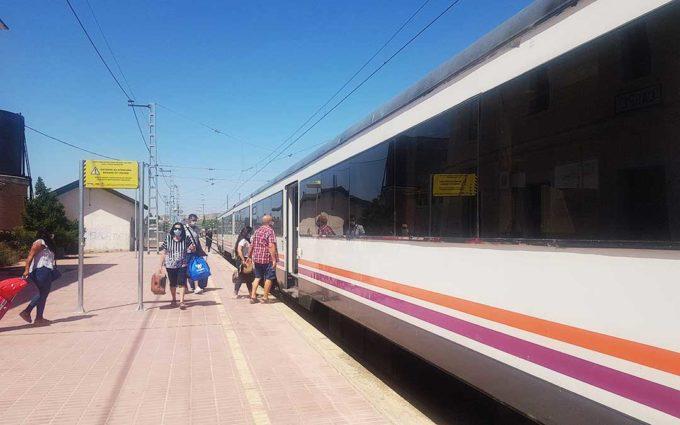 El Senado da la razón a las zonas que quieren recuperar los servicios del tren