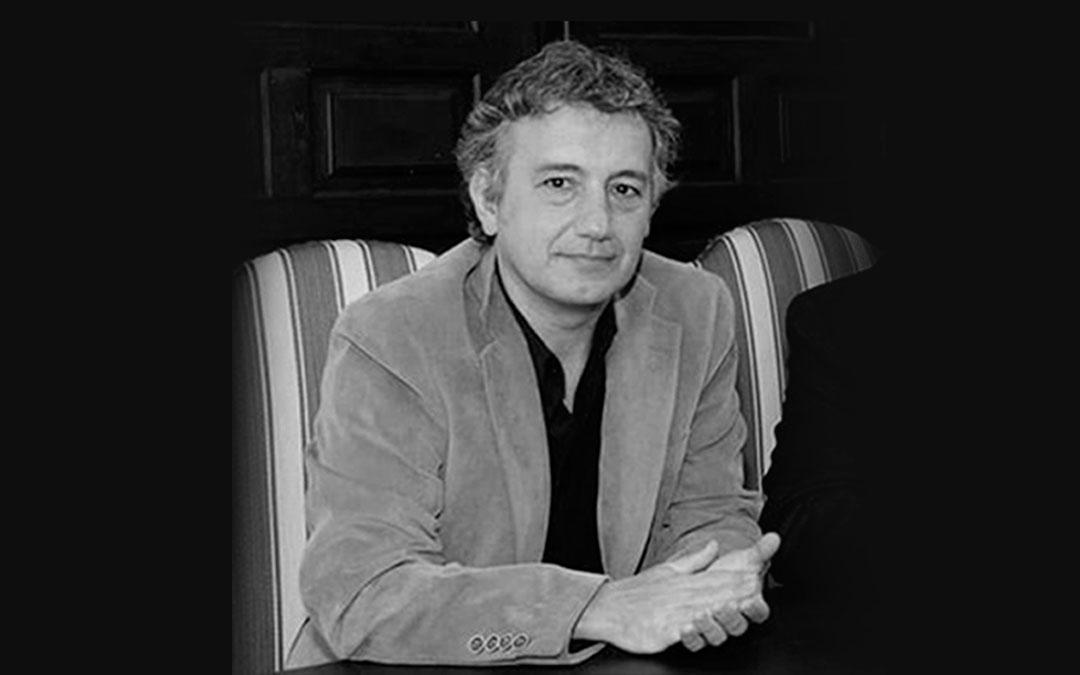 Julián Ortega, beneficiario de la beca del Centro de Estudios del Maestrazgo Turolense. / Editorial La Ergástula