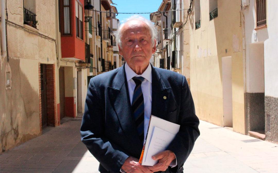 Fallece el pintor y escultor calandino José Lamiel
