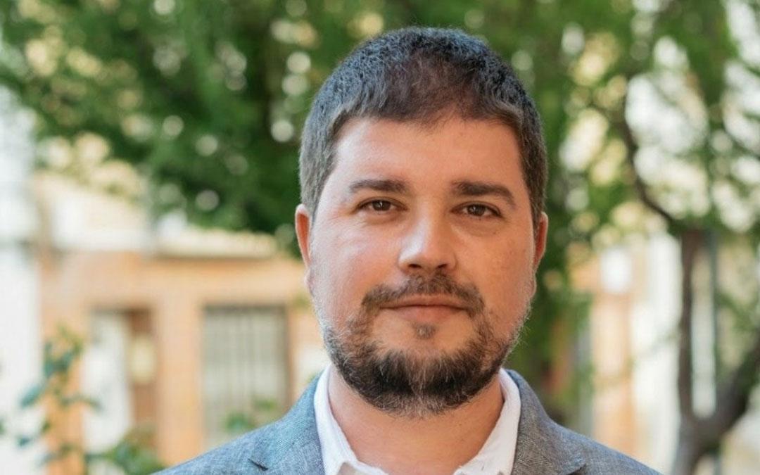 José Manuel Salvador, Director General de Ordenación del Territorio del Departamento de Vertebración del Territorio, Movilidad y Vivienda./ J.M.S.