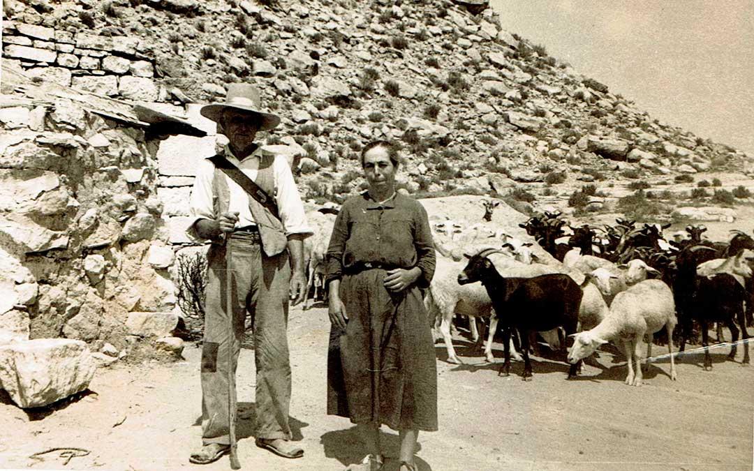 Imagen cedida por la Junta Local de Ganaderos de Caspe.