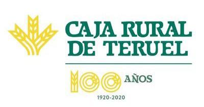 Logo Caja Rural de Teruel 100 años