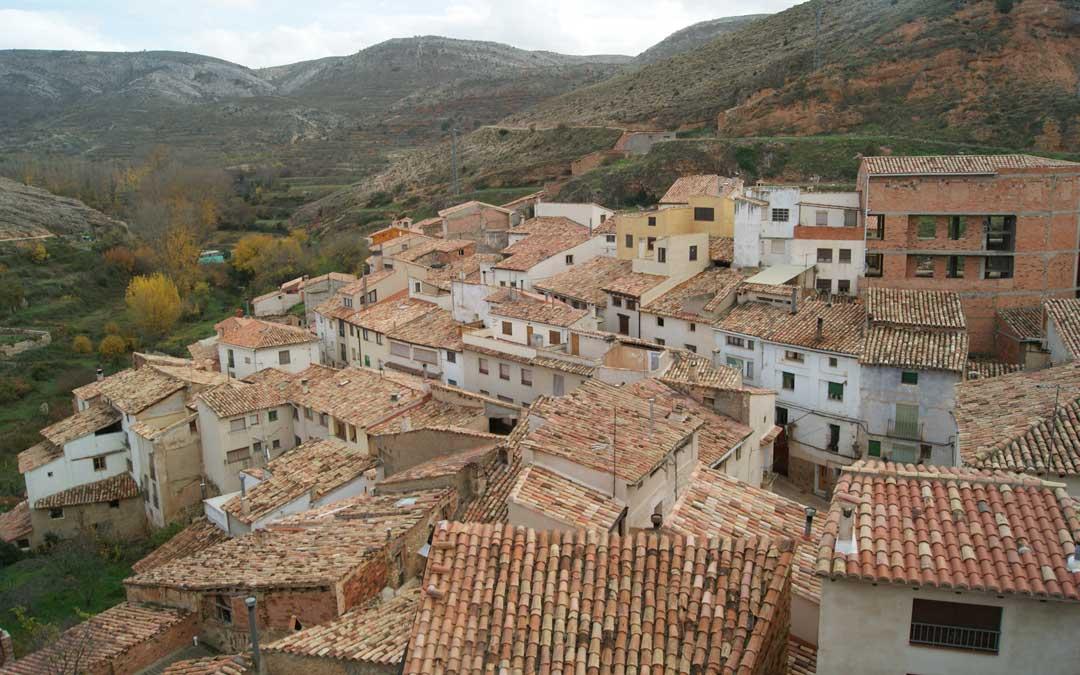 Casco urbano de Molinos. / B. Severino