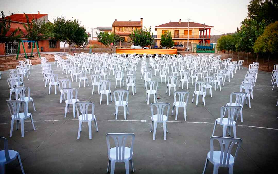 Nonaspe realizó actividades culturales en verano de 2020. / L.C.