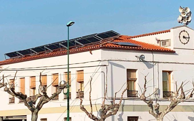 Fayón invierte 130.000 euros en energías renovables