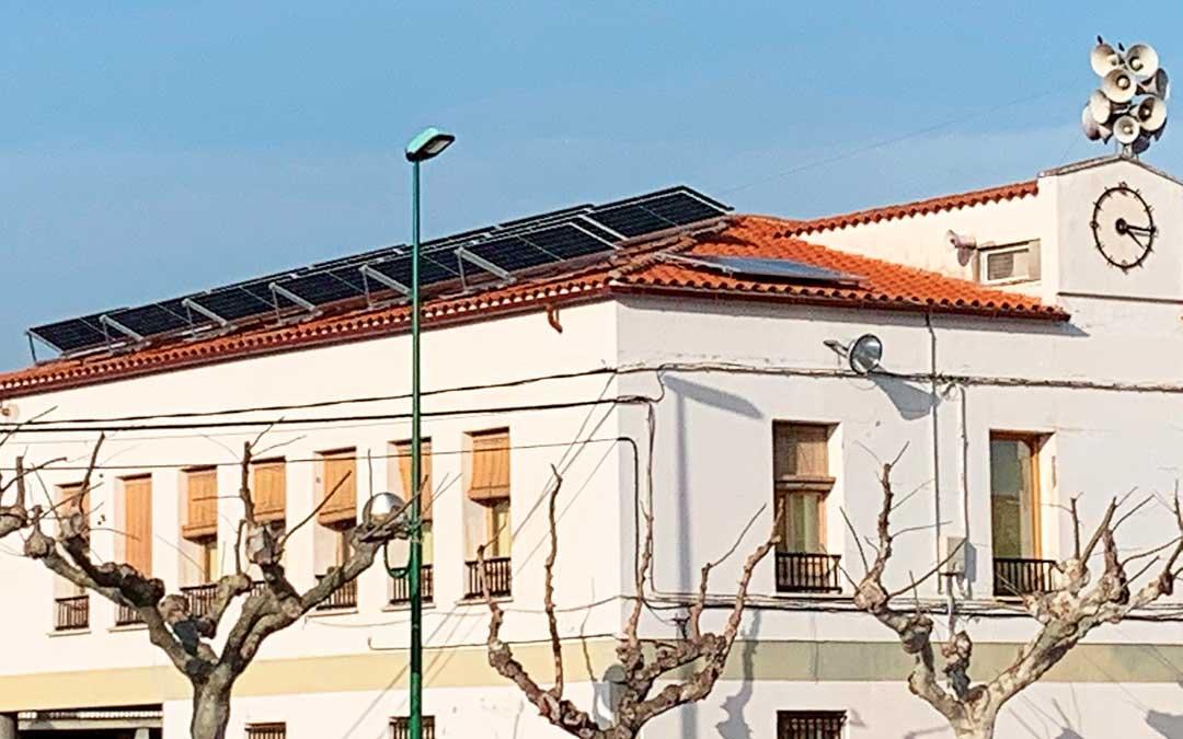 Ayuntamiento de Fayón.