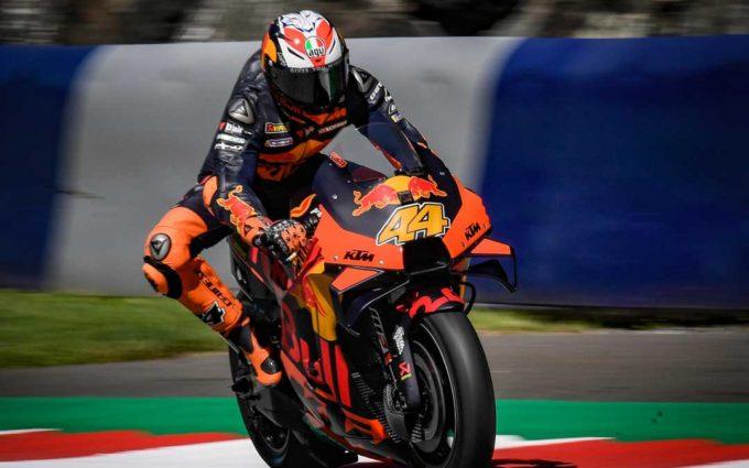 Pol Espargaró logra la 'pole' en MotoGP en el Gran Premio de Styria que se celebra en Austria