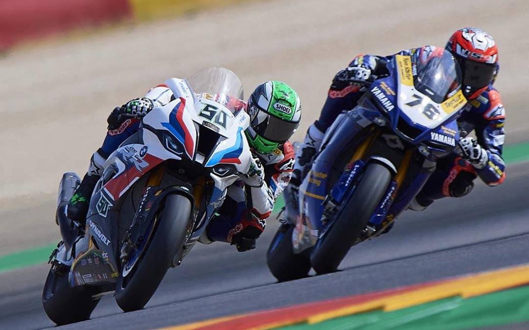 Este viernes se han disputado las dos primeras sesiones de entrenamientos libres./Motorland Aragón