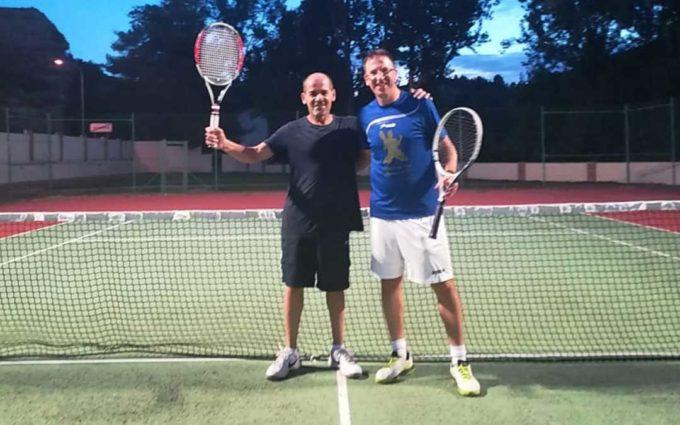 El Torneo de Tenis de Alcorisa entra en su fase decisiva