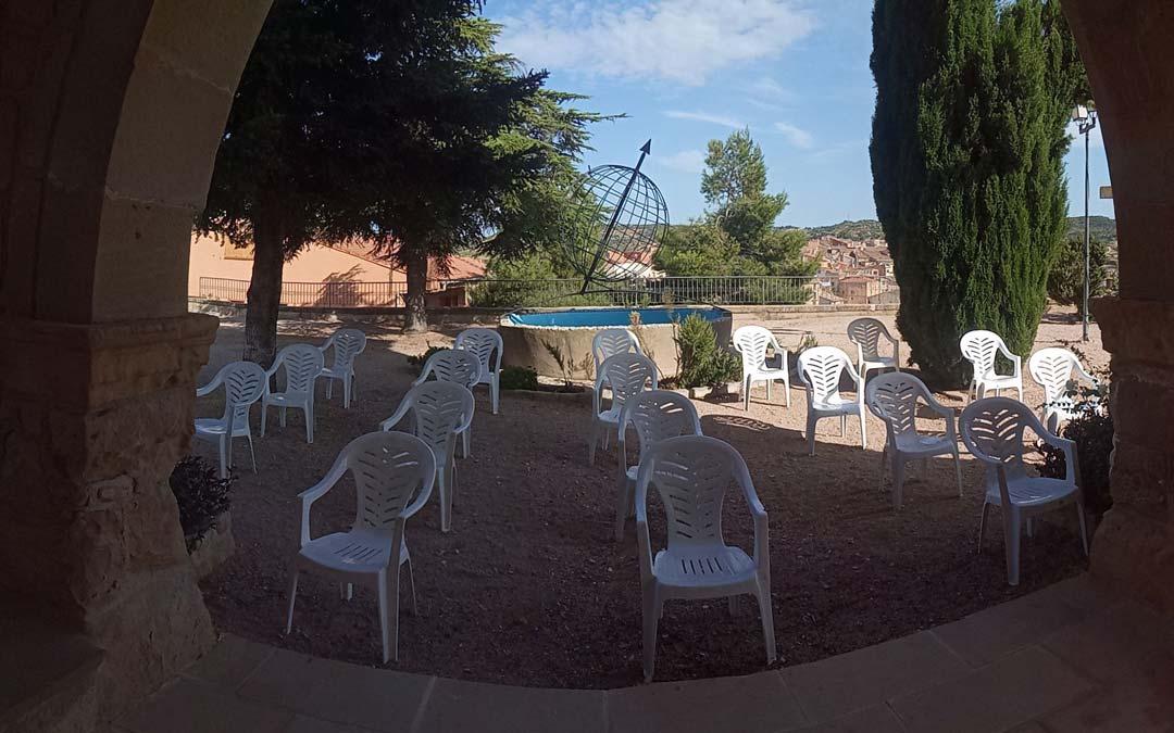 La segunda edición del Festival de Micromúsicas 'Entre patios y bodegas' se realizará al aire libre./J.Alloza