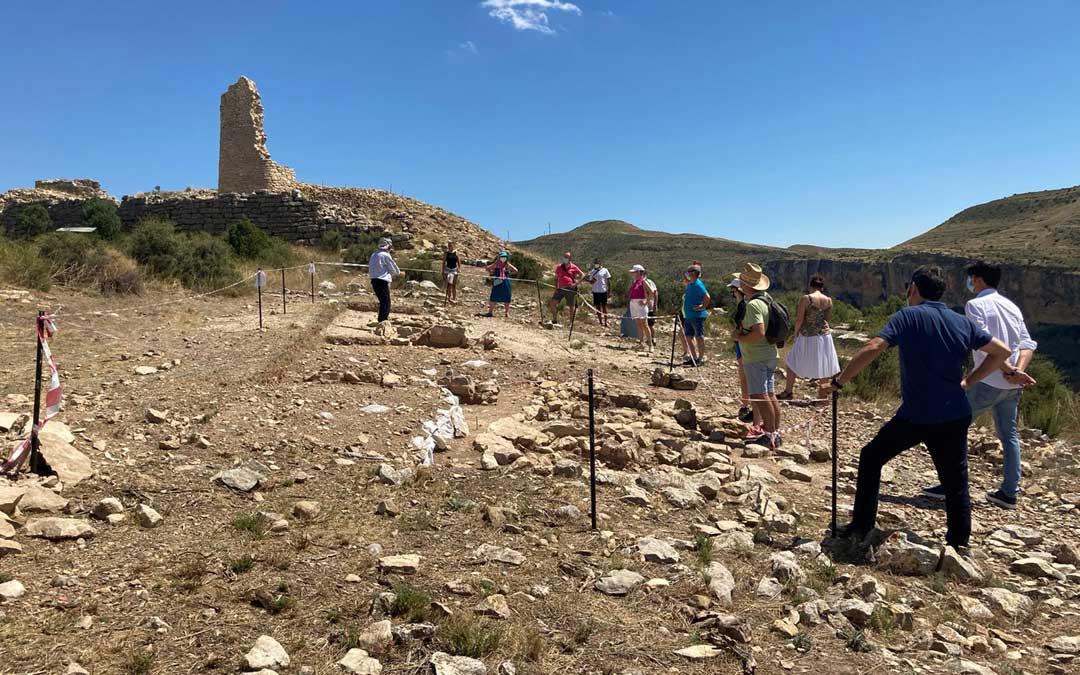 Visita al poblado íbero Cabezo de San Pedro en grupos reducidos