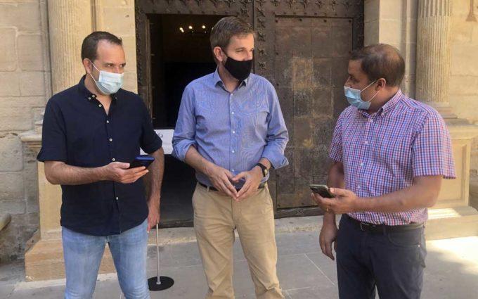 Alcañiz estrena wifi gratuito en 18 espacios públicos