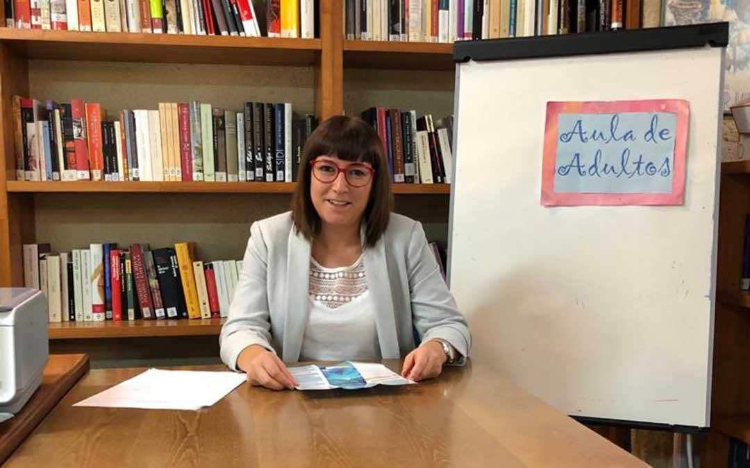 Susana Traver es la diputada delegada de Educación, Bienestar Social e Igualdad de la Diputación de Teruel