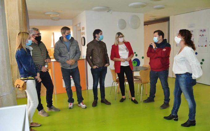 Reabre el Centro Joven 'El Mercado' de Alcañiz